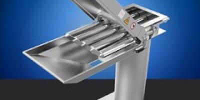"""""""Easy Cleanflow"""" magnetický separátor s automatickým čištěním"""