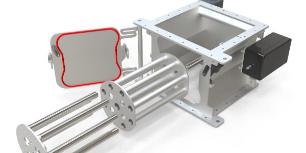 Výroba brucitu - ochrana technologie