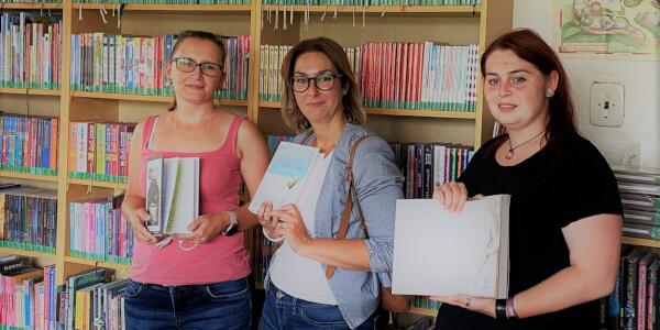 Dárek pro Městskou knihovnu