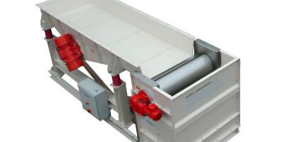 Барабанный магнитный сепаратор - высокоградиентный