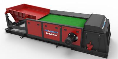 EddyFines - сепаратор цветных металлов