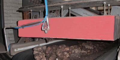 Deskový magnet - provoz - zemědělství