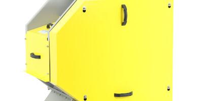 Kaskádový magnetický separátor  - automatické čištění