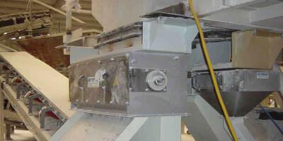 Барабанный магнитный сепаратор - в действии