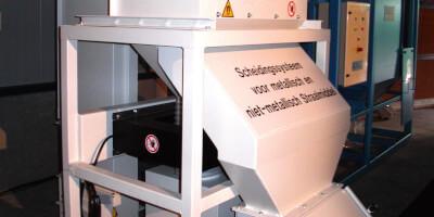 Барабанный магнитный сепаратор - сепрация минералов
