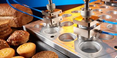 Magnetické unašeče - grippery - pro vysokoteplotní užití