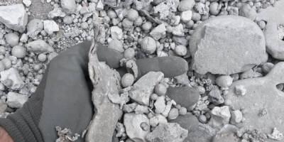 Hliník - struska ze spalovny - hrubá frakce