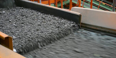 Separátor neželezných kovů - Eddy Current - detail