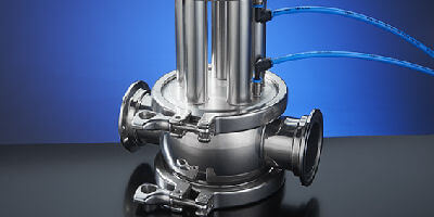 Magnetický filtr - EHEDG