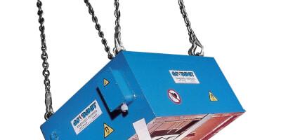 Магнитные блоки - защита технологии
