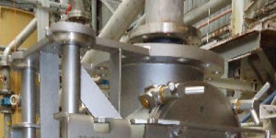 Magnetický filtr - výroba vláken