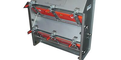 Каскадный магнитный сепаратор