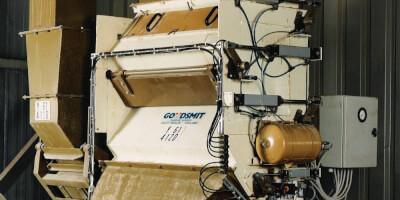 Каскадный магнитный сепаратор - продукция корма для скота