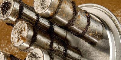 Магнитный фильтр - производство какао