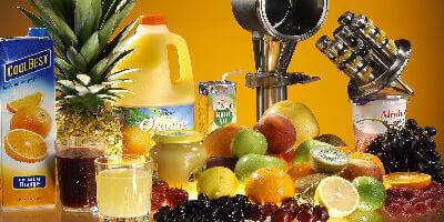 Магнитный фильтр - обнаружение нежелательных металлических частиц - обработка фруктов