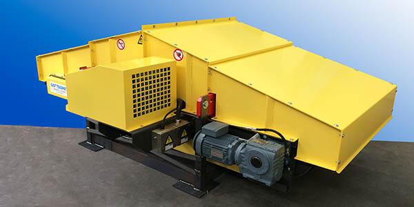 Сепарация железа и биомассы