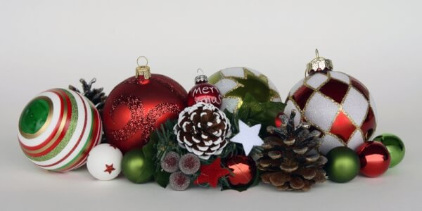 Vánoční celozávodní dovolená